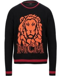 MCM Jumper - Black