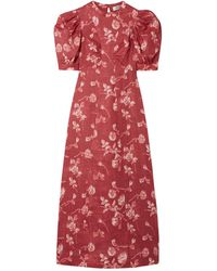 Sea Dress - Red