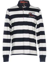 Paul & Shark - Polo Shirts - Lyst