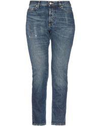 Golden Goose Pantalones vaqueros - Azul