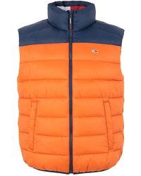Tommy Hilfiger Synthetic Down Jacket - Orange