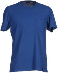 Drumohr T-shirt - Blue
