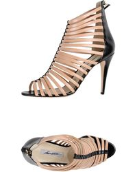 Brian Atwood Sandals - Multicolor