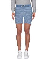 Scotch & Soda - Bermuda Shorts - Lyst
