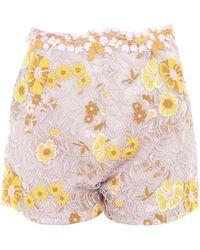 Giambattista Valli Shorts - Pink