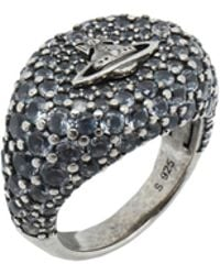 Vivienne Westwood Anillo - Metálico