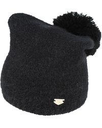 TWINSET UNDERWEAR Hat - Black