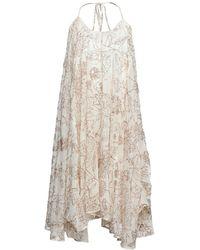 Paula Knorr Midi Dress - Multicolor