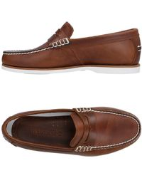 Timberland Loafer - Brown