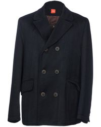 BOSS Orange - Overcoat - Lyst