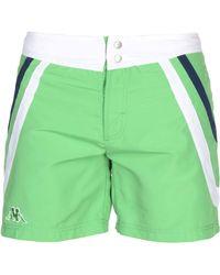 Kappa Swimming Trunks - Green