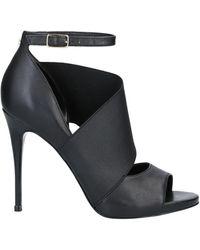 Guess Court Shoes - Black