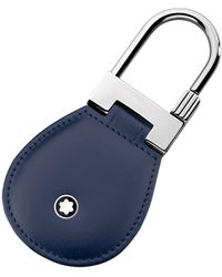 Montblanc Key Ring - Blue