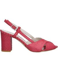 Stele Sandals - Red