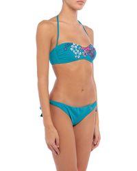 Blumarine Bikini - Blue