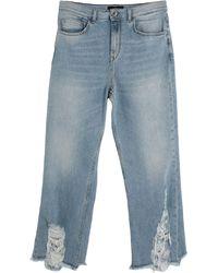 Pinko Denim Trousers - Blue