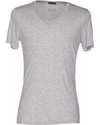 ATM - T-shirts - Lyst