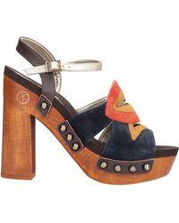 Flogg Sandals - Blue
