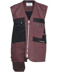 Acne Studios Jacket - Purple