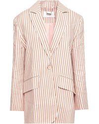 Zimmermann Suit Jacket - Pink