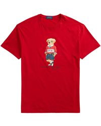 Polo Ralph Lauren T-shirt - Rouge