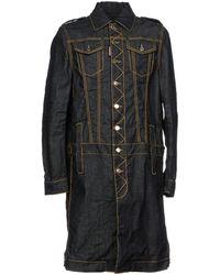 DSquared² Manteau en jean - Bleu