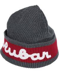 Holubar Hat - Grey