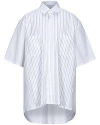 Givenchy Camisa - Blanco