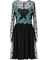 Blugirl Blumarine Midi Dress - Black