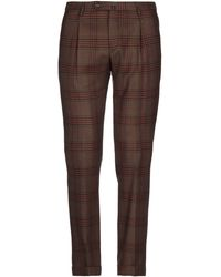Briglia 1949 Casual Trousers - Brown