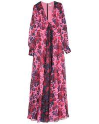 Manoush Vestido largo - Morado