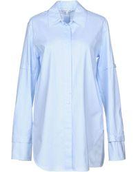 Helmut Lang Camisa - Azul