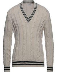 Dries Van Noten Pullover - Blanc