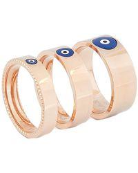 Emporio Armani Ring - Multicolour