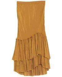 Mes Demoiselles Midi Skirt - Multicolour