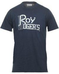 Roy Rogers T-shirt - Blue