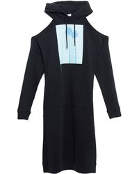Marcelo Burlon Knee-length Dress - Black