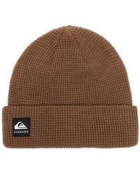Quiksilver Hat - Brown
