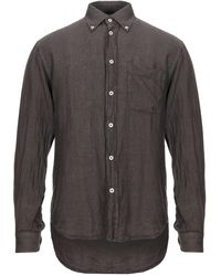 HARDY CROBB'S Shirt - Brown