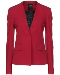 GAUDI Suit Jacket - Red