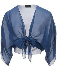 Botondi Milano Shrug - Blue