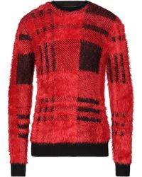 Guess Pullover - Rojo