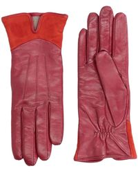 Gala Gloves - Red