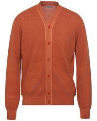 Cruciani Cardigan - Orange
