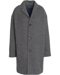 A.P.C. Coat - Blue