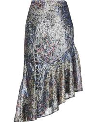 Mary Katrantzou - Knee Length Skirt - Lyst