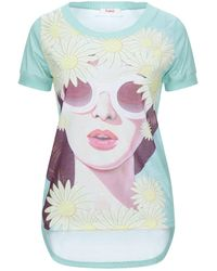 Blugirl Blumarine T-shirt - Vert