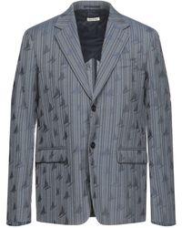 Marni Suit Jacket - Blue