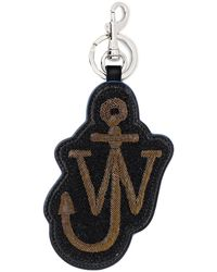 JW Anderson Key Ring - Black