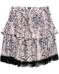 No Secrets Mini Skirt - Pink